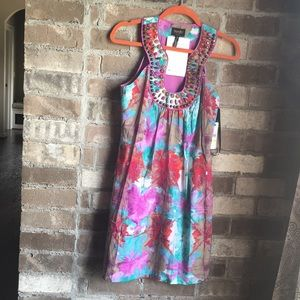 laundry by Shelli Segal NWT shift dress